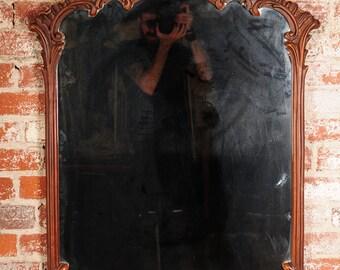 Antique Italian Ornate Rococo Mirror