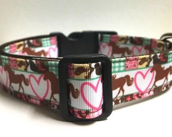 Cowgirl collar