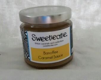Banoffee Caramel Sauce