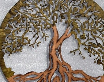 Garden Decor Tree of Life