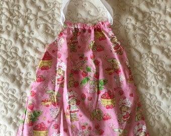 Strawberry Shortcake Dress Size 4T