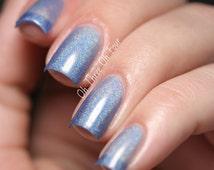True Compassion (Holographic Warm-Sensitive Thermal Custom Nail Polish)