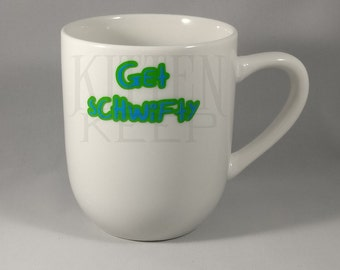 Rick and Morty | TV Series | Get Schwifty | Coffee Mug