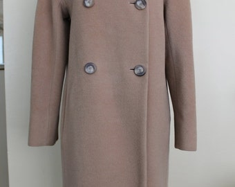 Last chance 50% off Max Mara wool and cashmere coat from the 90s size 8 (M) found in Paris