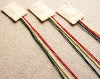 Hymnal ribbons / bible ribbons / prayer book ribbons