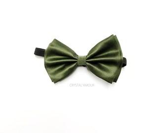 men's bowtie, hunter green bowtie, dark green bowtie, deep green bowtie, hunter green dress, hunter green wedding, hunter green, green bow