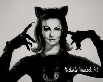 Catwoman Julie Newmar