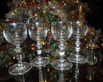 CORDIAL GLASSES