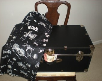 Star Wars theme Storage trunk, Use the Force