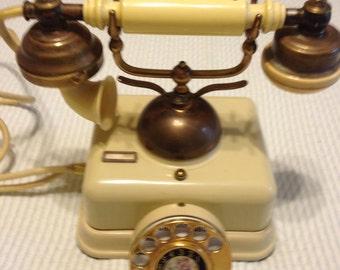 Unique Old Telephone