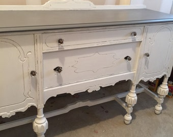 SOLD!!!! - Antique Buffet / sideboard