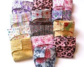 Cloth Doll Diaper Bundle Deal with Velcro Closure, Dolly Diaper, Little Mommy, Big Sister, Doll Clothes