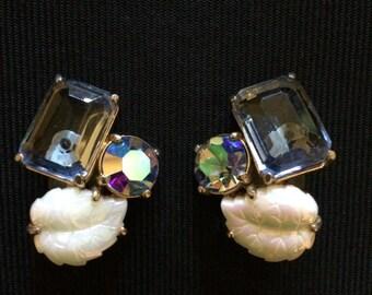 Vintage Elsa Schiaparelli Earrings