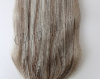 "19-20"" 160g SECRET-HALO-Magic wire Remy Human Hair extensions!! Thick !! woww"