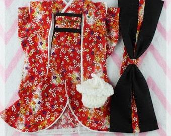 Blythe kimono,Blythe dress set, Blythe Dress, Blythe clothes,