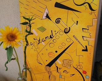 Juan Miro and New York Inspiration