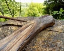 Hand Carved Branch Incense Burner