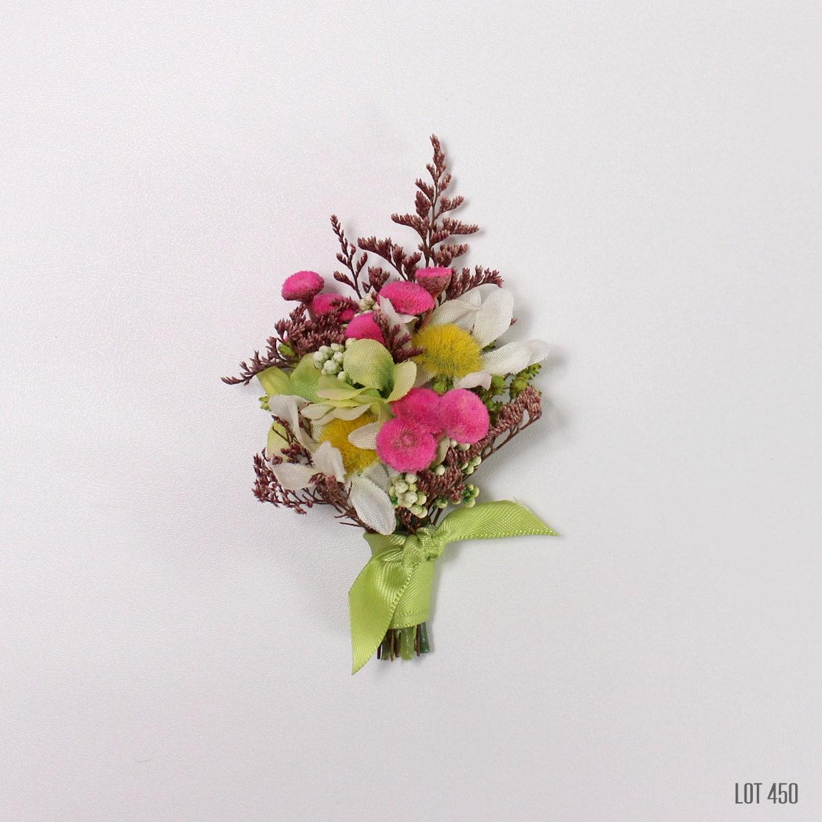 Wedding Flowers Men: Boutonniere Spring Mix Flowers For Men Wedding Groom Best