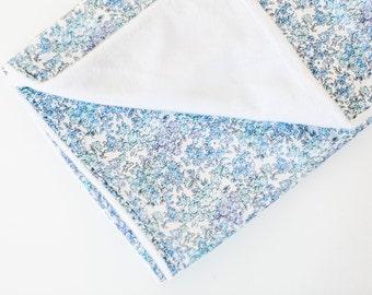 Liberty Print blanket- Tom