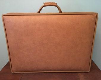 Vintage Hartmann Luggage Belting Suitcase