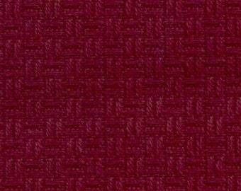 "18"" X 67"" Ruby Wine Stockholm Fabric"