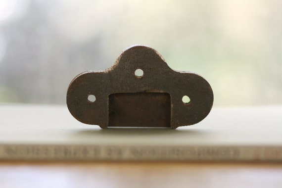 cast iron sink wall mount bracket brace hanger small. Black Bedroom Furniture Sets. Home Design Ideas