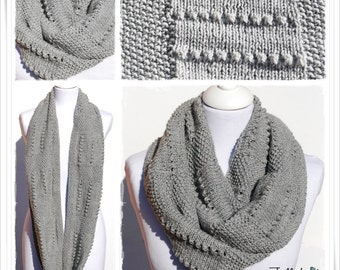 Knitting Pattern Cowl Nebula