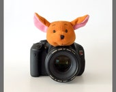 Photo Friend, Lens Buddy, Lens Pal, Camera Lens Accessories, Kids/Children Photography Props, Camera Strap, Camera Toy, Roo, Baby Kangaroo