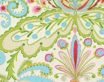 Cotton fabric by the yard yardage kumari garden teja for Kumari garden fabric by dena designs
