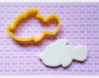 Nemo Cookie Cutter From Finding Dory and Finding Nemo