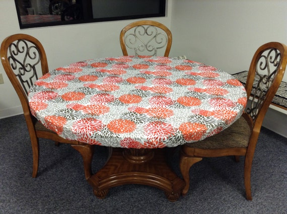 Fabulous fall colors fitted round tablecloth table cover : il570xN10665282284vss from www.etsy.com size 570 x 426 jpeg 83kB