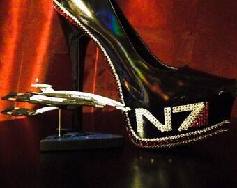 Mass Effect Heels.