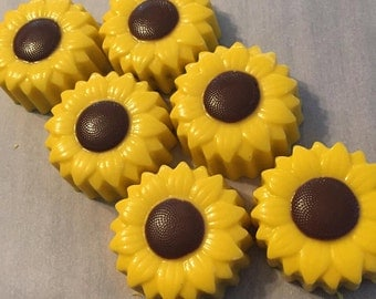 12 Sunflower Chocolate Covered Oreo Oreo Wedding Favors Party Favors Sweets Table Candy Buffet Bridal Baby Birthday