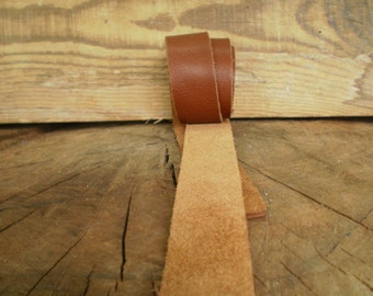 Leather handles, Bag Straps, Pair Leather straps, Craft supplies, Leather strap, Leather Purse Strap, Leather Handbag Strap, Brown leather