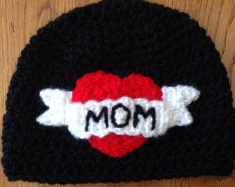 Crochet Mom hat