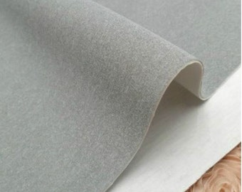 Neoprene Fabric Grey