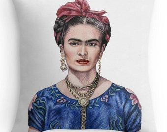 Frida Kahlo Pillow cover 40 x 40 cm