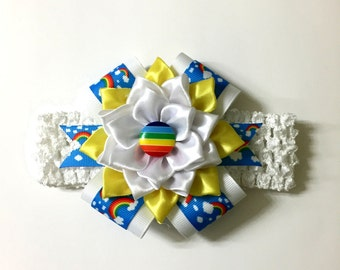 Baby headband - Handmade
