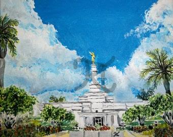 Mérida, Yucatan, México LDS Temple