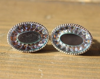 Vintage Swank Eye Ball  Cufflinks