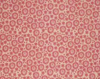 ON SALE 1 yard Victoria and Albert Bhandari-Chennai Reena by Westminster Fabrics