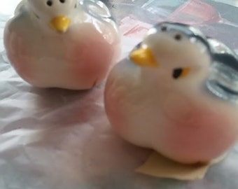 Little Birdies Salt and Pepper