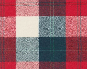 Mammoth Flannel in Americana - Robert Kaufman (SRKF-14877-202)