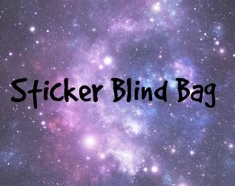 Sticker Blind Bag