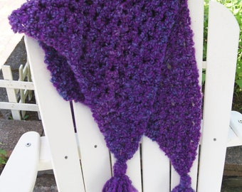 Purple Shawl/Wrap