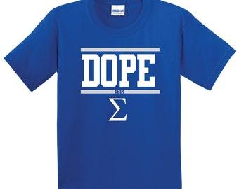 Phi Beta Sigma (Dope) Greek T-Shirt