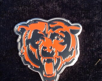 Da bears hat pin chicago, black hawks cubs - Summer camp, Electric Forest, Zeds Dead, Excision, Bassnectar, Griz, NYE, clothing shirt