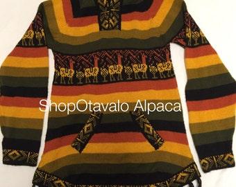 Andean Alpaca Sweater