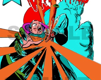 Lost Boys - Destroy All Vampires Comic Replica