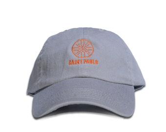 SAINT PABLO YEEZY v2 Beluga Embroidered Dad Hat (yeezus Life of Pablo)